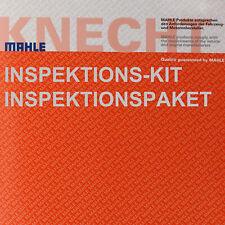 MAHLE / KNECHT Kraftstofffilter KX 386 Luftfilter LX 3503 Ölfilter OX 787D