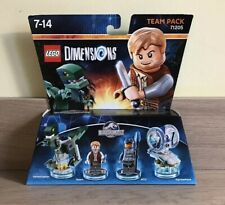 Lego Dimensions - 71205 - Jurassic World Team Pack - BNIB - Sealed