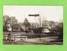 More details for alconbury  nr huntingdon rp pc  used 1909 ref a546