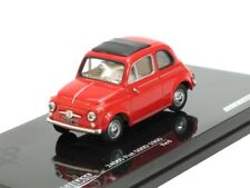 1/43 Scale model Fiat 500D, Red 1960