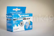 Viking Cartucho Inyección De Tinta Negro VK1186. Compatible con seleccionado