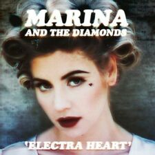 Marina And The Diamonds - Electra corazón NUEVO CD