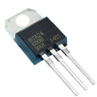 5 Pcs T0-220AC Paquete SCR Estandar Triacs 600V 25A BTA24-600B B8I7