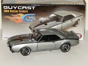 """1:18 Scale GMP/Acme 1968 Pontiac Firebird """"GUYCAST"""", Item # A1805212G"""