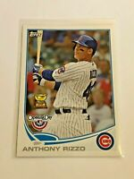2013 Topps Opening Day Baseball Base Card #80 - Anthony Rizzo - Chicago Cubs