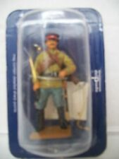 BUY 3 PAY FOR 2. Del Prado Military Figures. Don Cossack (White Army) Russ. 1918