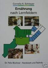 Ernährung nach Lernfeldern. Schlieper 2005