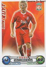 DIRK KUYT # NETHERLANDS LIVERPOOL.FC FC.UTRECHT CARD PREMIER LEAGUE 2009 TOPPS