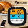 DIGOO bluetooth Digital LED Thermometer Kitchen Food Cooking Meat BBQ With  R