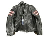 Dainese leather motorcycle jacket - perforated - size 54 EU / 44 US