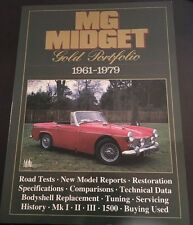MG Midget 1961-1979 Gold Portfolio