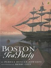 Boston Tea Party by Pamela Duncan Edwards NEW PAPERBACK Ages 5-8
