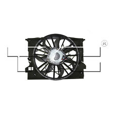 Dual Radiator and Condenser Fan Assembly TYC 621510