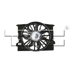 Radiator And Condenser Fan Assy TYC 621510