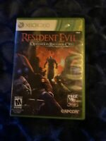 Resident Evil: Operation Raccoon City (Microsoft Xbox 360) Completel✔️ Clean ✔️