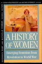 A History of Women in the West, Volume IV: Emerging Feminism from Revo-ExLibrary
