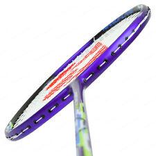 Yonex NANOFLARE DRIVE Badminton Racquet Purple Racket Shuttlecock String 4UG5