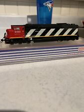 New ListingN Scale Cn Rail Sd50f Kaslo Shops With Dcc
