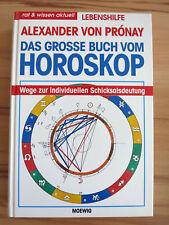 Alexander von Pronay – Das Große Buch vom Horoskop (1996)