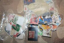 Accumulo 100 francobolli usati EUROPA + PENNY RED