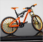2022 New Design 1:10 Scale Diecast Metal Bicycle Model Mountain Bike