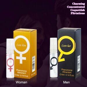 BEST SEX PHEROMONE 4 MEN *4ML SAMPLE* UNSCENTED COLOGNE PHERMONE 2 ATTRACT WOMEN