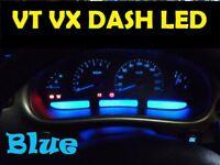 VT VX VU Commodore Blue LED Dash Lights Berlina Calais Clubsport