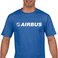 Airbus T Shirt - Airbus Logo T Shirt  - Aviation T Shirt
