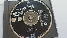 "Paul McCartney ""MY BRAVE FACE"" USA 1TRK PROMO CD 1989 Beatles"