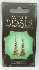 New Official Fantastic Beasts and Where to Find Them-MACUSA Earrings