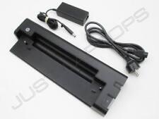 Genuine HP A9B77AA#ABU A9B76AV#ABU USB 3.0 Docking Station + EU Power Supply LW