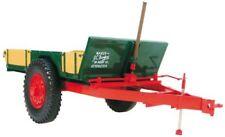 2712 Universal Hobbies 1945 JCB First Bamford Farm Trailer 1:16 BOXED