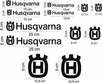 FE Adesivi Husqvarna logo sticker decal aufkleber moto car bike auto /948