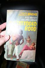 THE TATTOOED ROOD BY LANCE HORNER/KYLE ONSTOTT SHOCKING LUSTY ROMANTIC MANDINGO