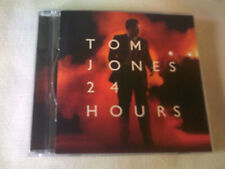 TOM JONES - 24 HOURS - 2008 CD ALBUM