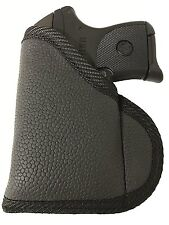 RUGER LCP 380 Protech Gripper Waistband IWB or Conceal Carry Pocket Gun Holster