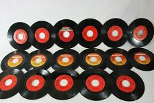 20 Record Lot Paul Simon & Garfunkel, Revere & Raiders 1960's-1970's Pop Rock
