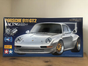 Tamiya Porsche 911 GT2 Racing 1/10 TA02sw NIB FREE POST TO UK