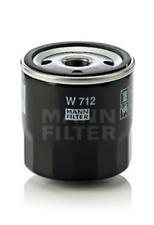 Filter Arbeitshydraulik - Mann-Filter W 712