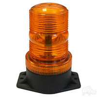 Golf Cart LED High-Intensity Strobe Light AMBER for Club Car EZGO Yamaha LGT-300