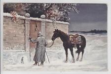 AK Verirrt im Feindesland, Dt. Soldat, 1. Weltkrieg 1915