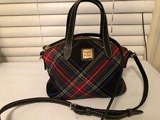 Dooney & Bourke Ruby Bag 🦊 Plaid, Crossbody, Handbag, Cute Winter Purse