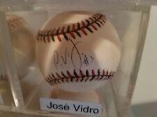 JOSE VIDRO EXPOS  Autographed Baseball.  2000 All Star Ball.