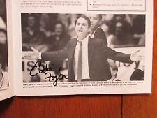 1988 Wichita St. Men's Basketball Program(16 Signed/EDDIE  FOGLER/STEVE  GRAYER)