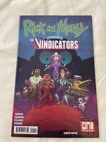 Rick And Morty Vindicators #1 Cover A