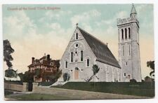 Church of the Good Thief KINGSTON Ontario Canada 1912 Valentine & Sons Postcard