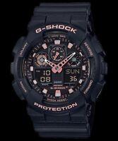 GA-100GBX-1A4 G-Shock Watches Resin Band Analog Digital