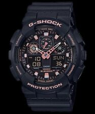 GA-100GBX-1A4 G-Shock Watches Resin Band Analog Digital