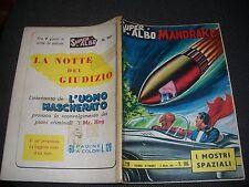 "MANDRAKE SUPER ALBO N.106 - BUONO ""N"""