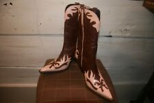 Charlie Horse by Lucchese Cowgirl Boots Made In Brazil